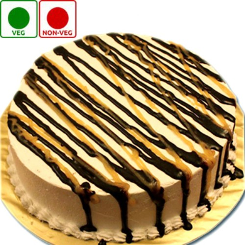 HALF KG MOUTH WATERING BUTTERSCOTCH CAKE