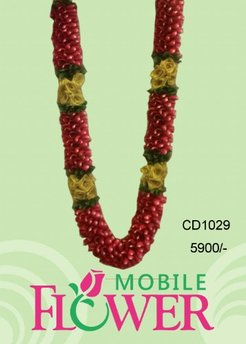 wedding garland, jaymala, varmaala by mobile flower pune