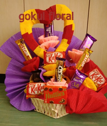 Chocholate hamper