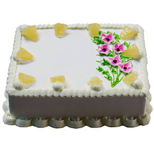 1kg Sweet Pineapple Jinx Cake