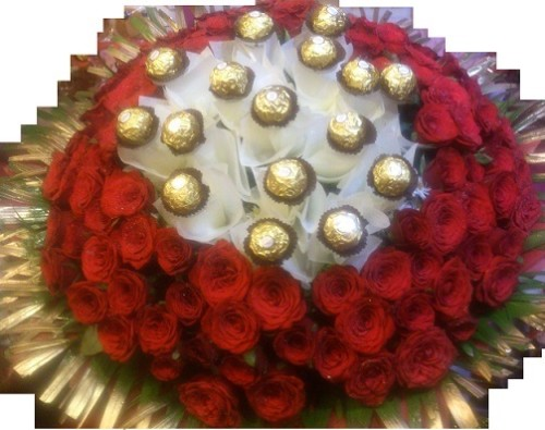 Roses anD Ferrero Rochers