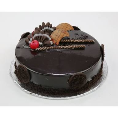 Chocolate truffle cakw