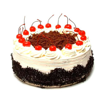 Eggless Black Forest Cake from Five Star Bakery