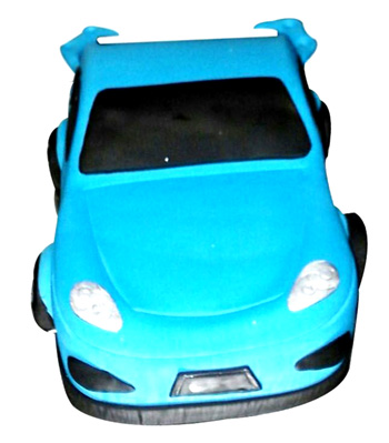 1.5 kg Car shape Cake (Next Day)